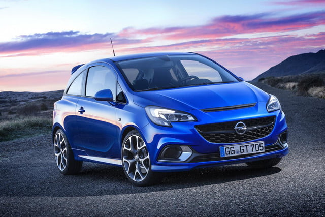 The Opel Corsa Opc Is The Subcompact We D Want For A Few Laps