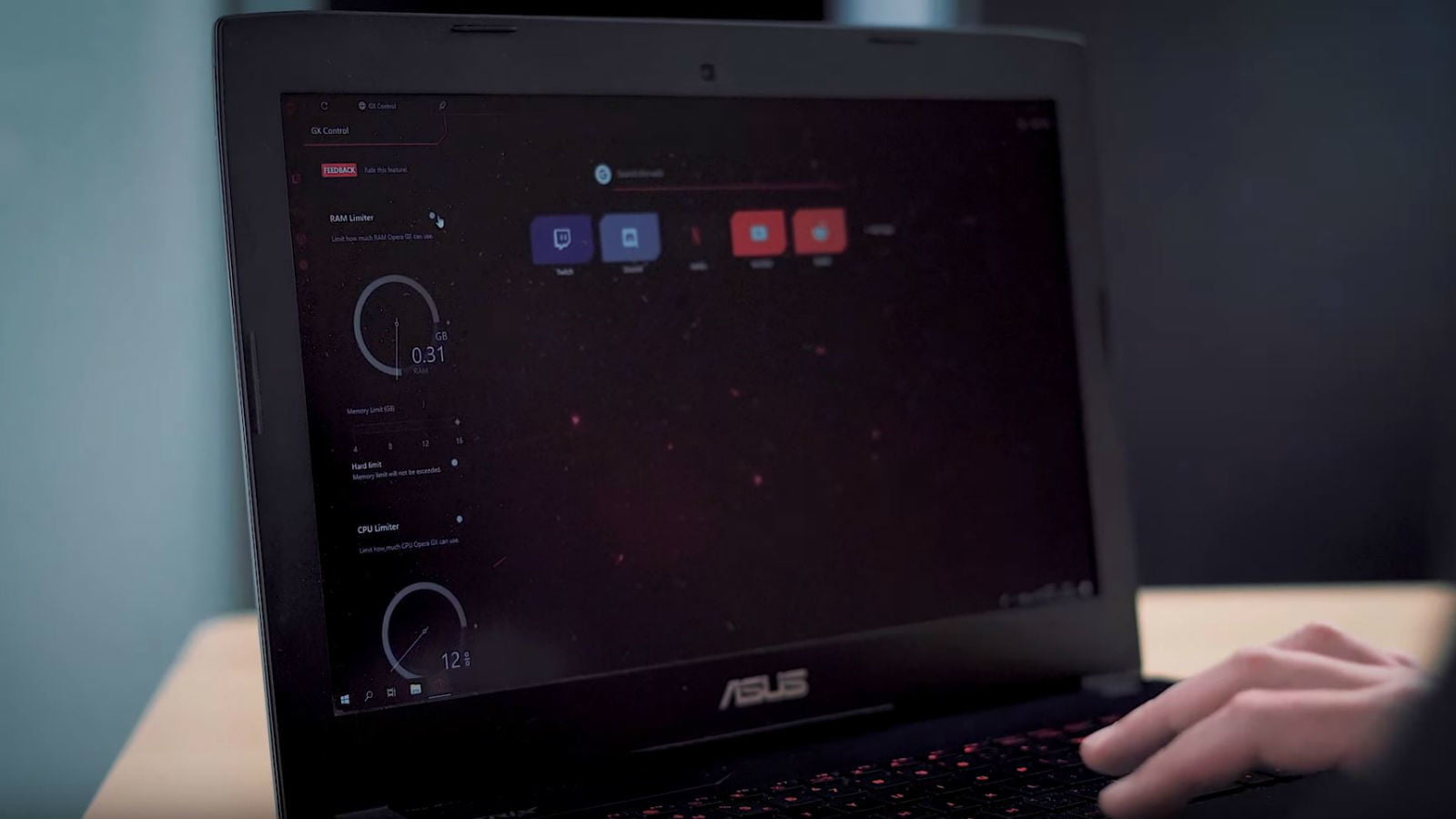 Opera GX Is a Browser for Gamers, But the Actual Gaming Is Still to