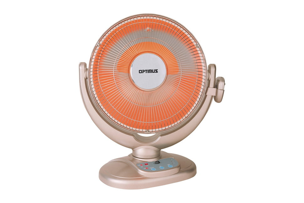 best space heaters optimus h 4438 thumb. The 7 Best Space Heaters for Any Budget   Digital Trends