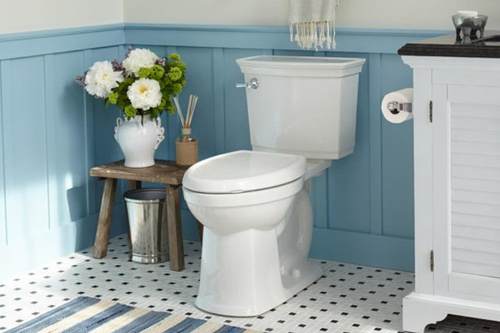 Optum VorMax Toilet has a Powerful Flush to Clean Your Bowl ...