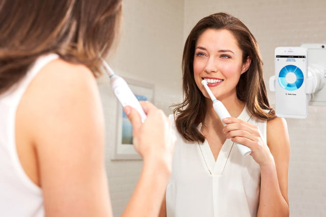 oral b genius toothbrush location tracking technology lifestyle