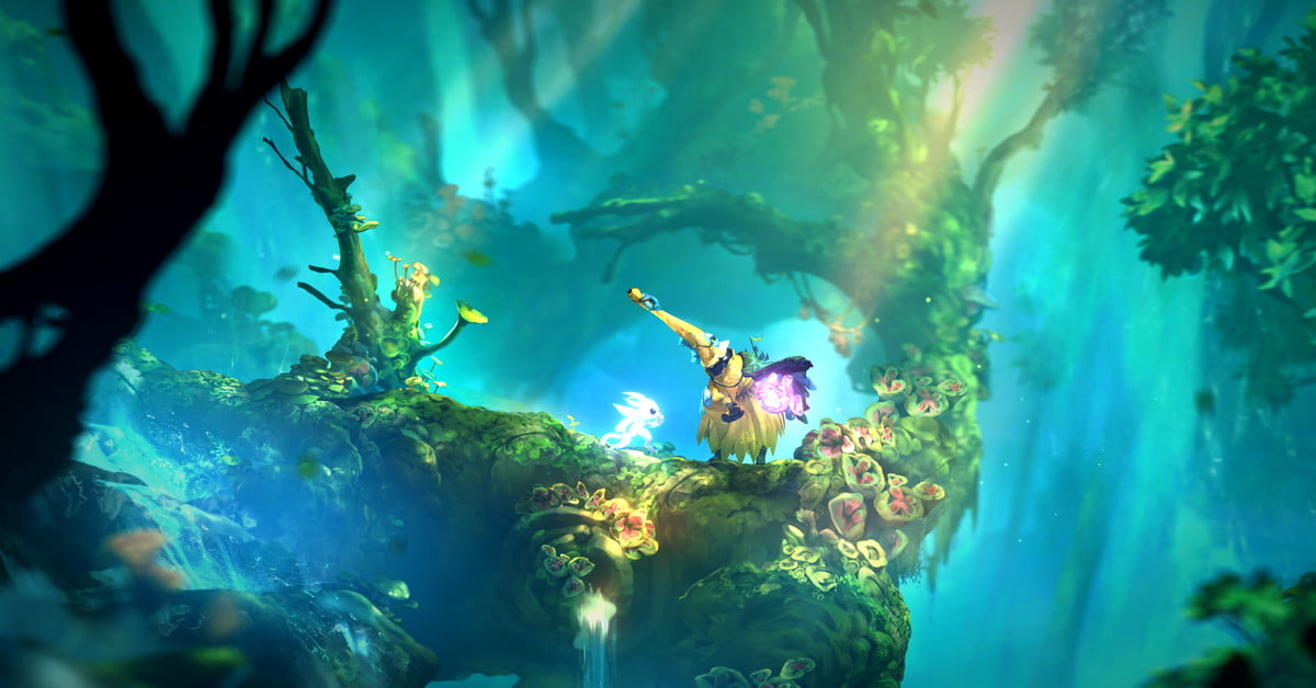 'Ori and the Will of the Wisps' hands-on preview