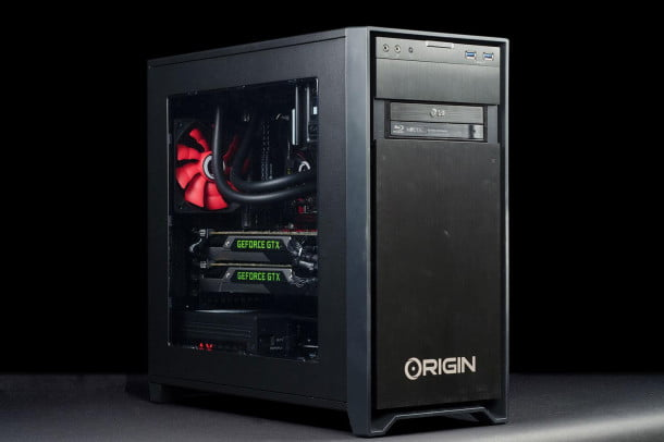 Origin Millennium front right