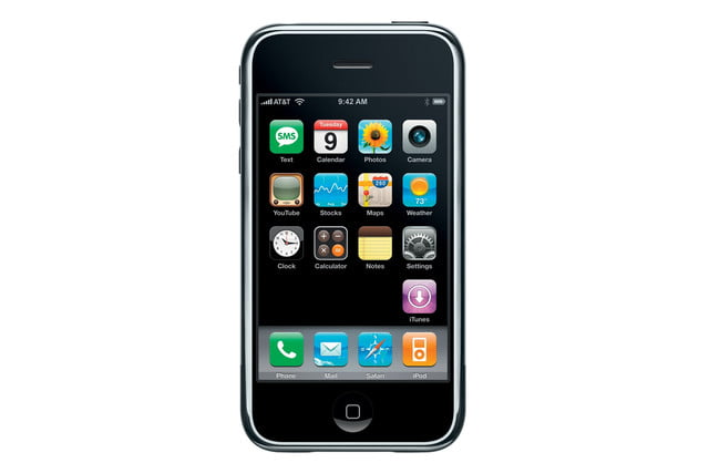 apple iphone 1 apple iphone original model review digital trends 10092