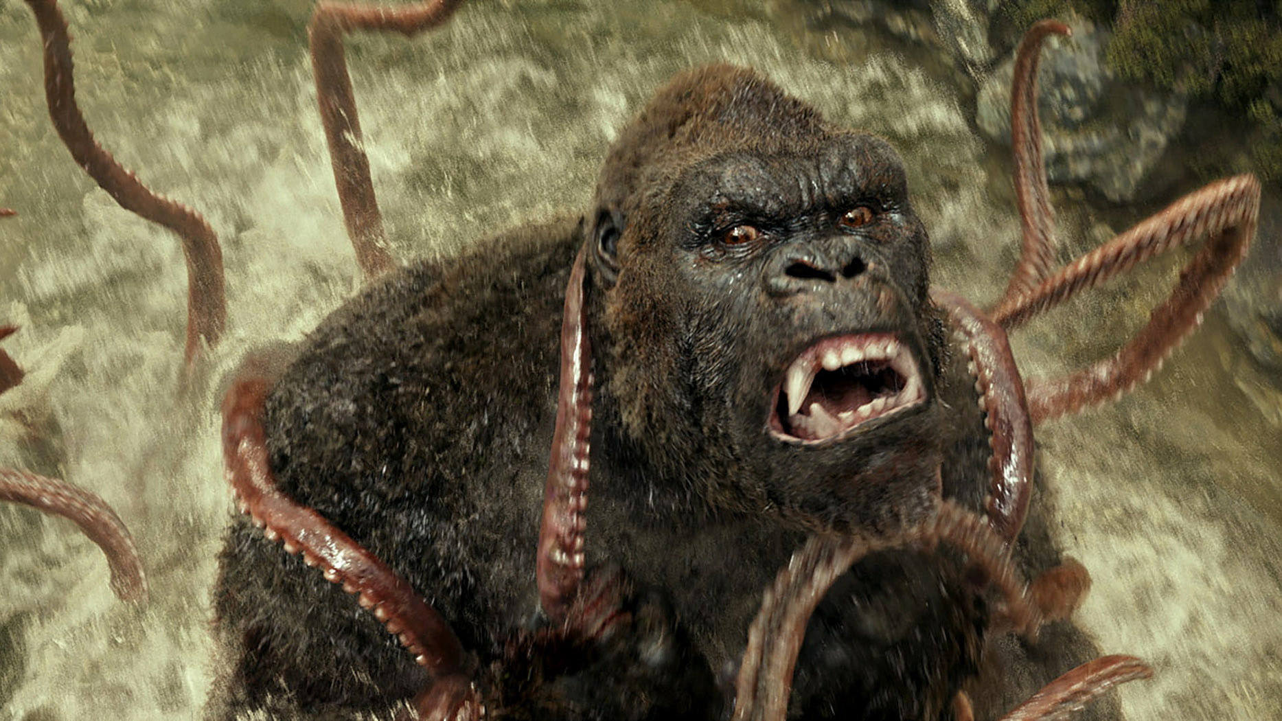 To perfect Kong for 'Skull Island,' the FX team looked back to the 1933 original