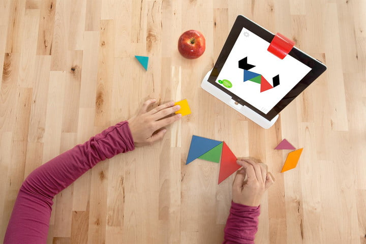 Osmo connects real kids' toys with iPad games