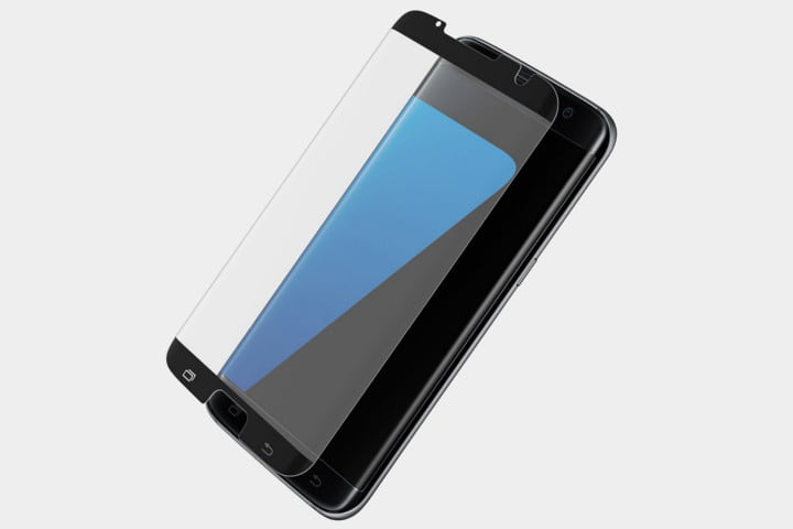 best galaxy s7 edge screen protectors otterbox cases