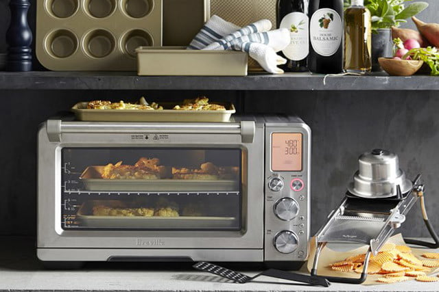 Breville s new Smart Oven Air is as feature packed and efficient