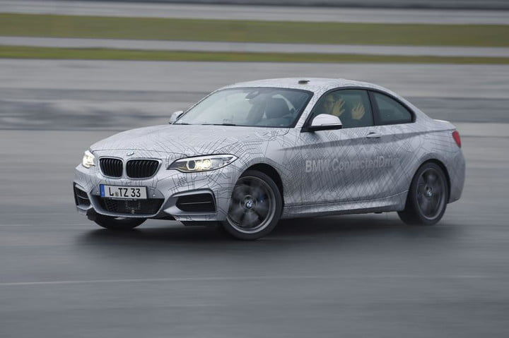Bmw Activeist Introduced At Ces 2017 2 Series With