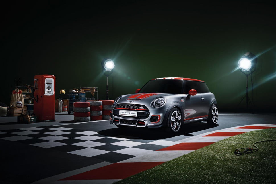 Next MINI John Cooper Works could chase the GTI with 230 hp