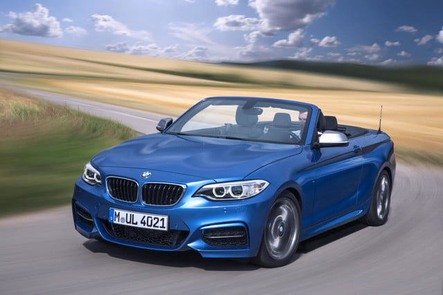 BMW Series Convertible Specs And Pictures Digital Trends - 2015 convertible bmw