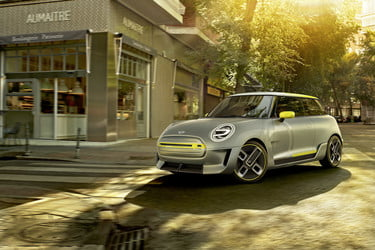 2020 Mini Cooper Se Electric City Car Specs Range And Price