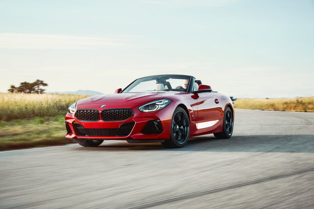 2019 Bmw Z4 M40i First Edition Unveiled At Pebble Beach