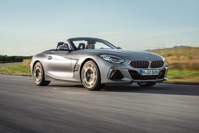 2019 Bmw Z4 Sdrive30i Roadster And 2020 M40i Roadster Revealed