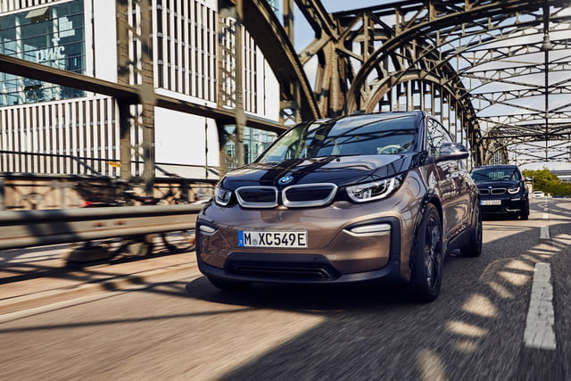 2019 Bmw I3 Electric Car Gets A Range Boost From Bigger Battery Pack