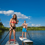 best stand up paddleboards paddleboard couple