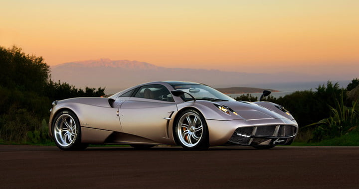 Pagani officially sells out entire production run of the Huayra ...