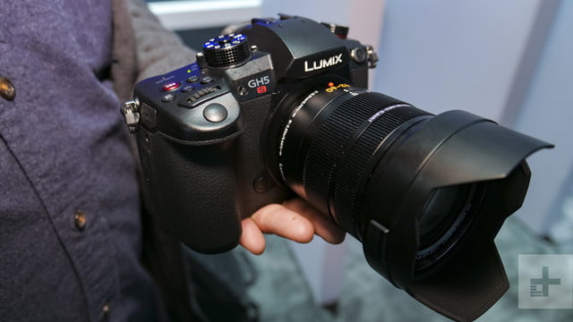 panasonic gh5s announced ces 2018 hands on 15141