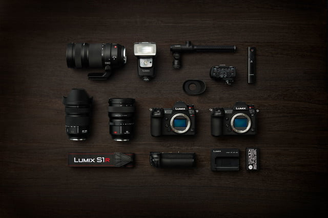 panasonic lumix s1 official announcement s system laydown