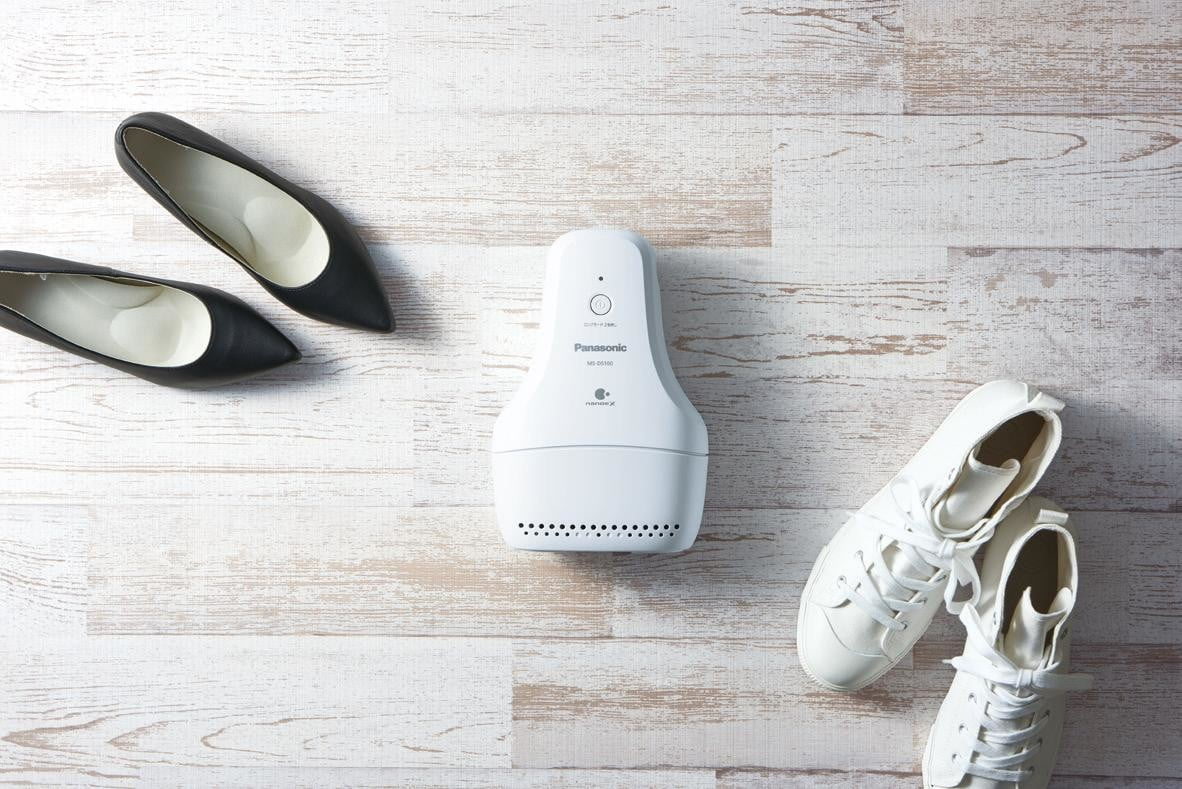 c7140469c Smelly Shoes  Panasonic s Deodorizer Kit Promises to Waste the Whiff ...