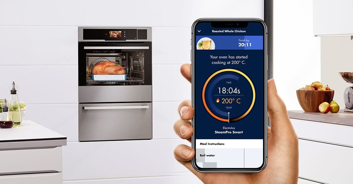 Electrolux Partners With Innit To Streamline The Meal Planning