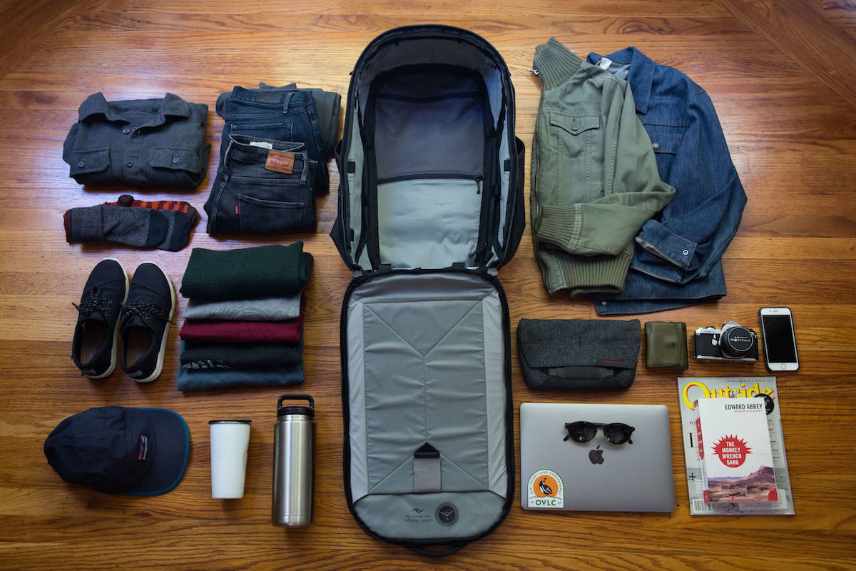 Peak Design Launches 45L Camera Backpack For Traveling Photogs ... c855cad1401bd