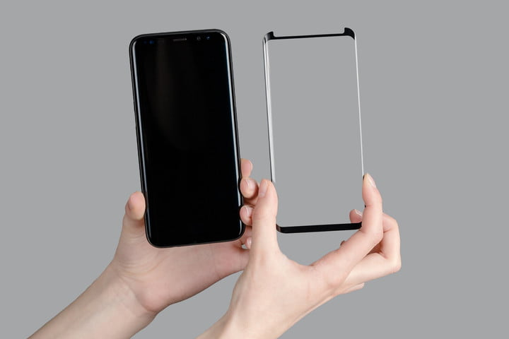 best service 551e7 6f767 The Best Screen Protectors for the Galaxy S8 and S8 Plus | Digital ...