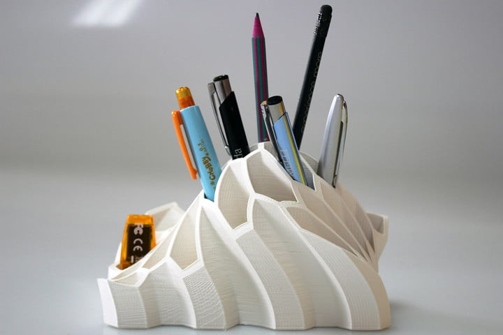 Useful Printed Household Items Pen Holder