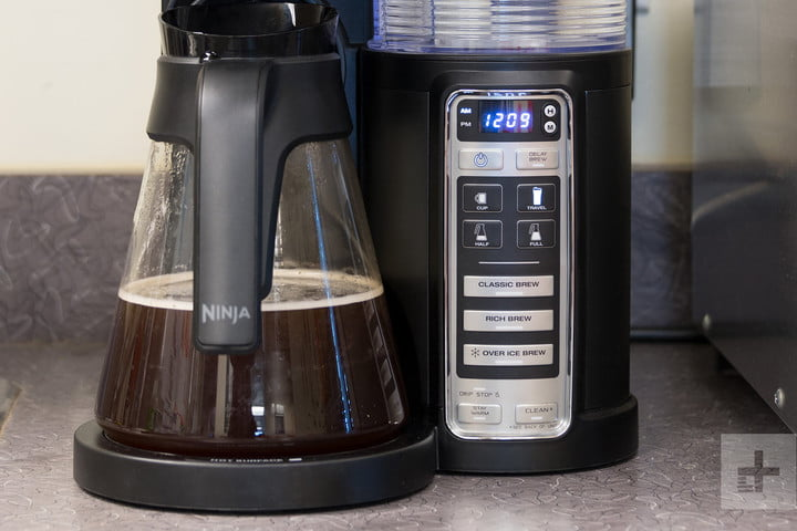 quest for perfect coffee maker ninja
