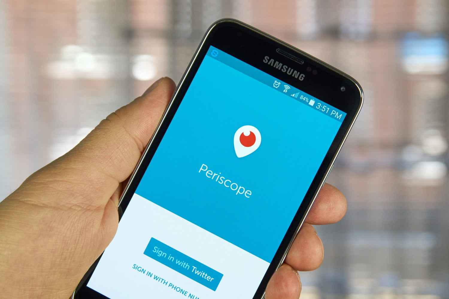 can i use periscope on my laptop