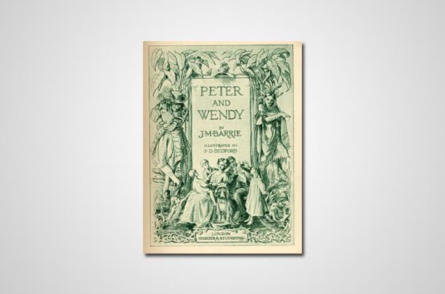 The best free kindle books digital trends inspired by barries friendship with llewelyn davies family peter pan wendy is essentially the classic tale of peter pan a boy who can fly and whisks a fandeluxe Image collections