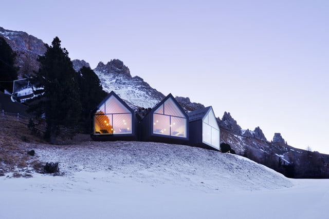 oberholz mountain hut italy peter pichler architecture 1