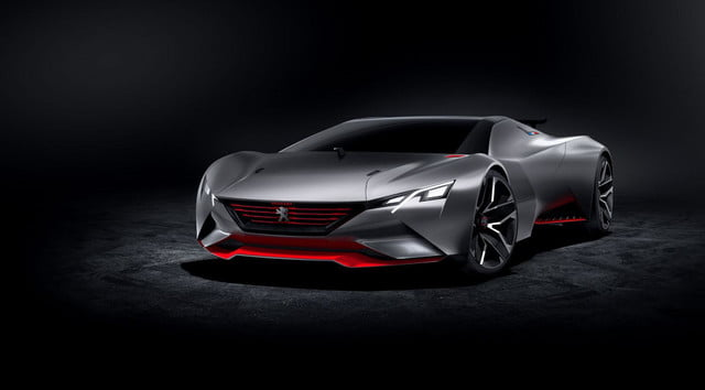 Peugeot Vision Gran Turismo | News, Specs, Pictures | Digital Trends