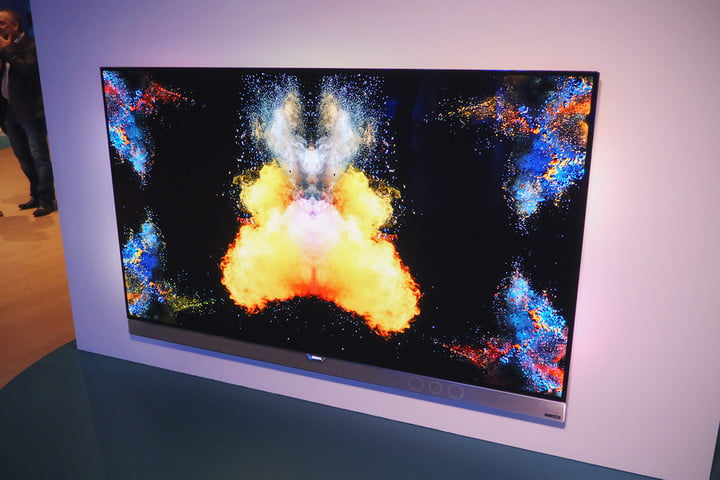 top tech of ifa 2016 award winners philips 901f 4k uhd oled tv