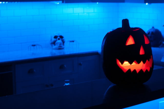 philips hue and sengled get their led lights ready for halloween pumpkin
