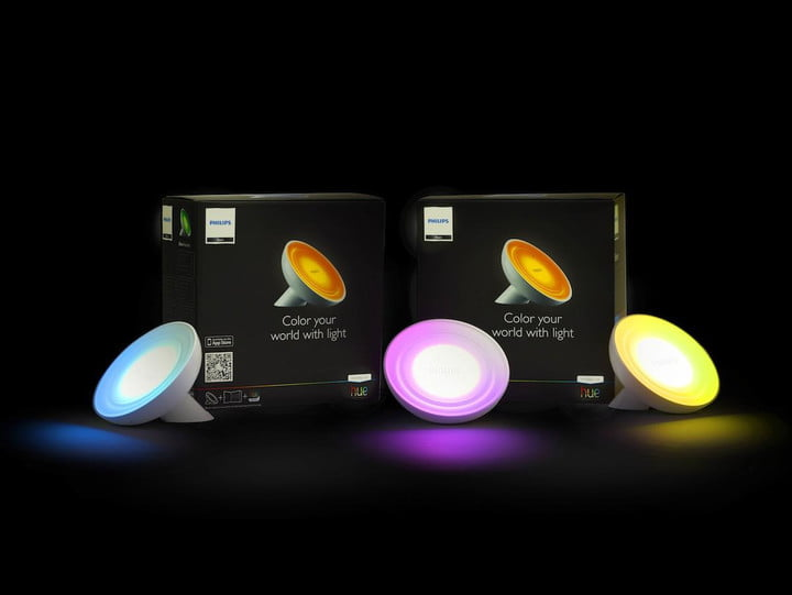 Philips expands its Hue line with LivingColors Bloom and LightStrips ...