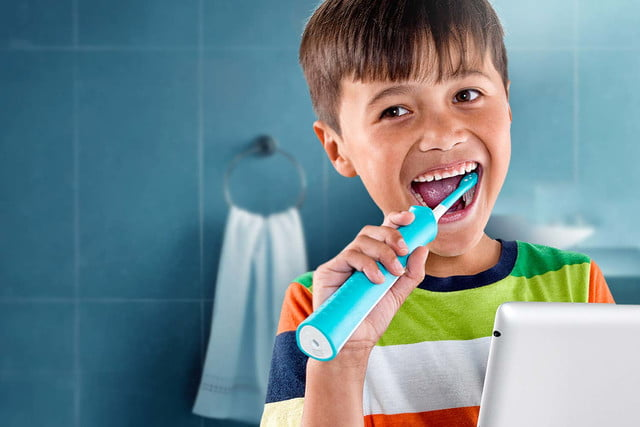 philips sonicare bluetooth toothbrush has a coaching app for kids connected usp0 00