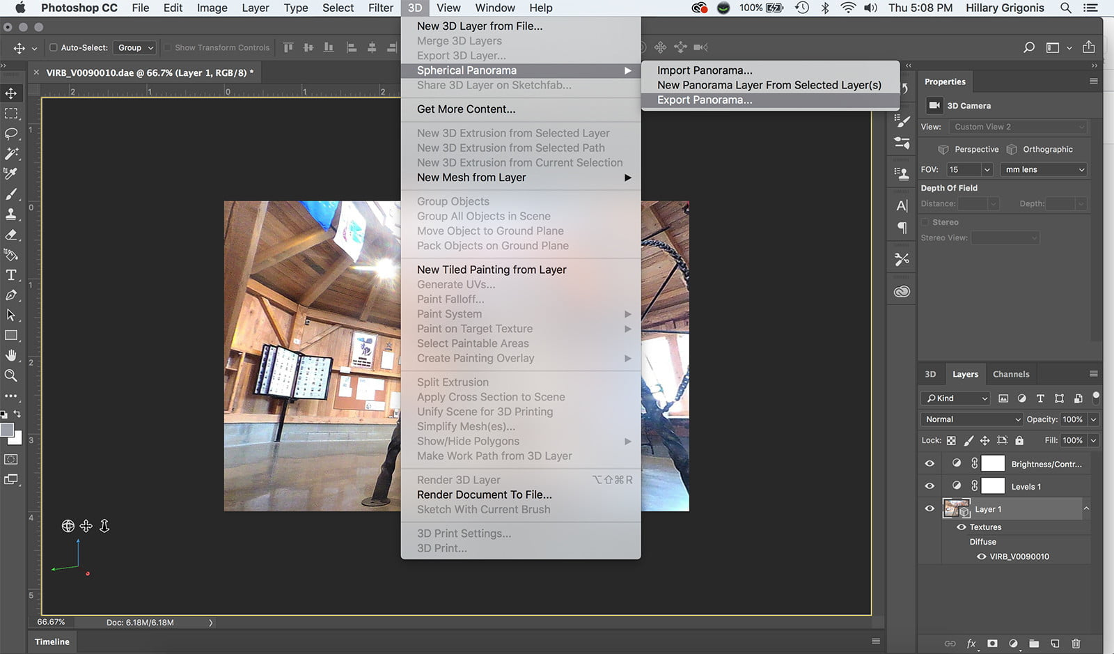 How To Edit 360 Photos In Photoshop In 6 Easy Steps Digital Trends