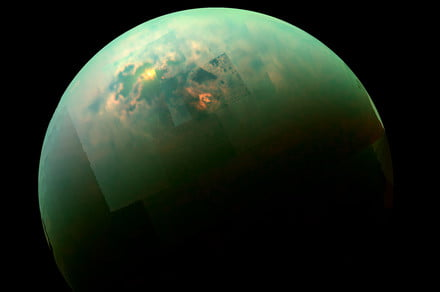 Astronomers surprised to find deep lakes of methane on Titan