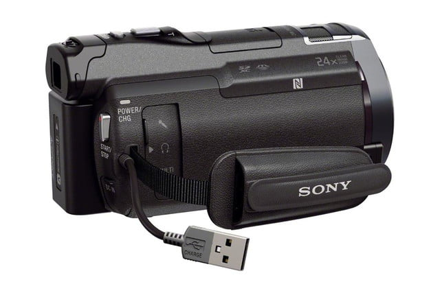 sony handycam camcorders ces 2014 pj810b built in usb 1200