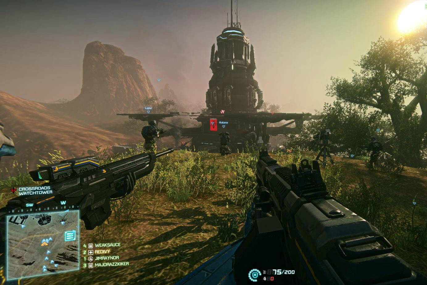 the best free fps games for mac