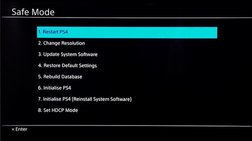 How to Factory Reset a PS4 | Digital Trends