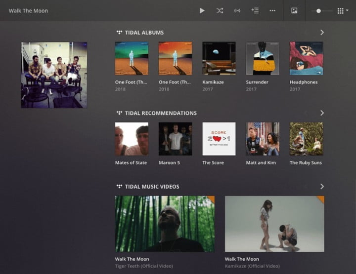 Plex Amps Up Its Music Offering With Tighter Tidal Integration
