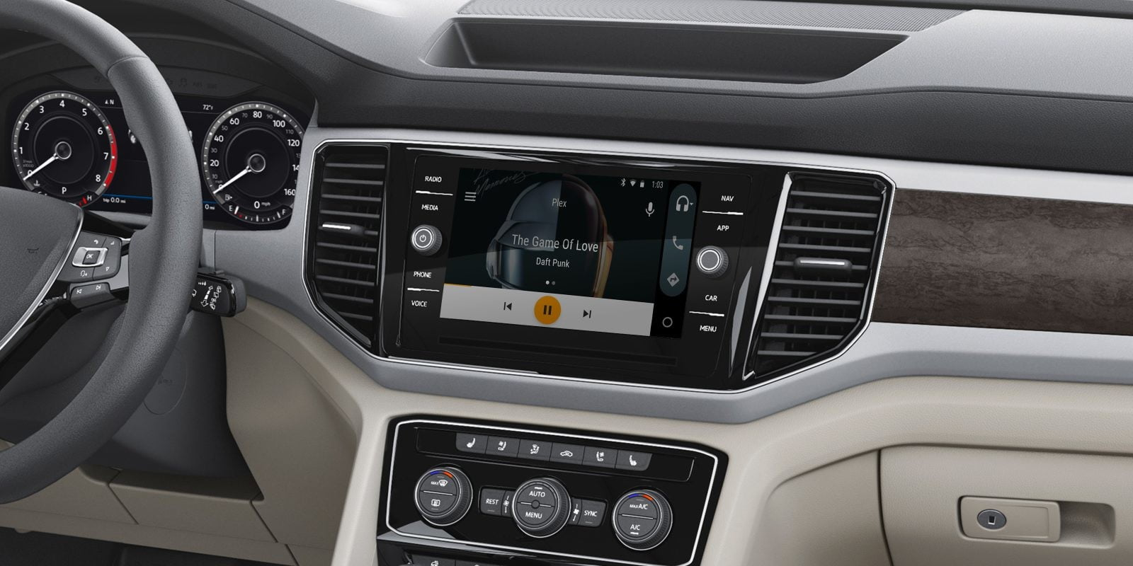 Keep Your Eyes on the Road With Plex for Android Auto   Digital Trends