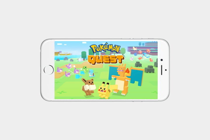 best iphone games pokemon quest