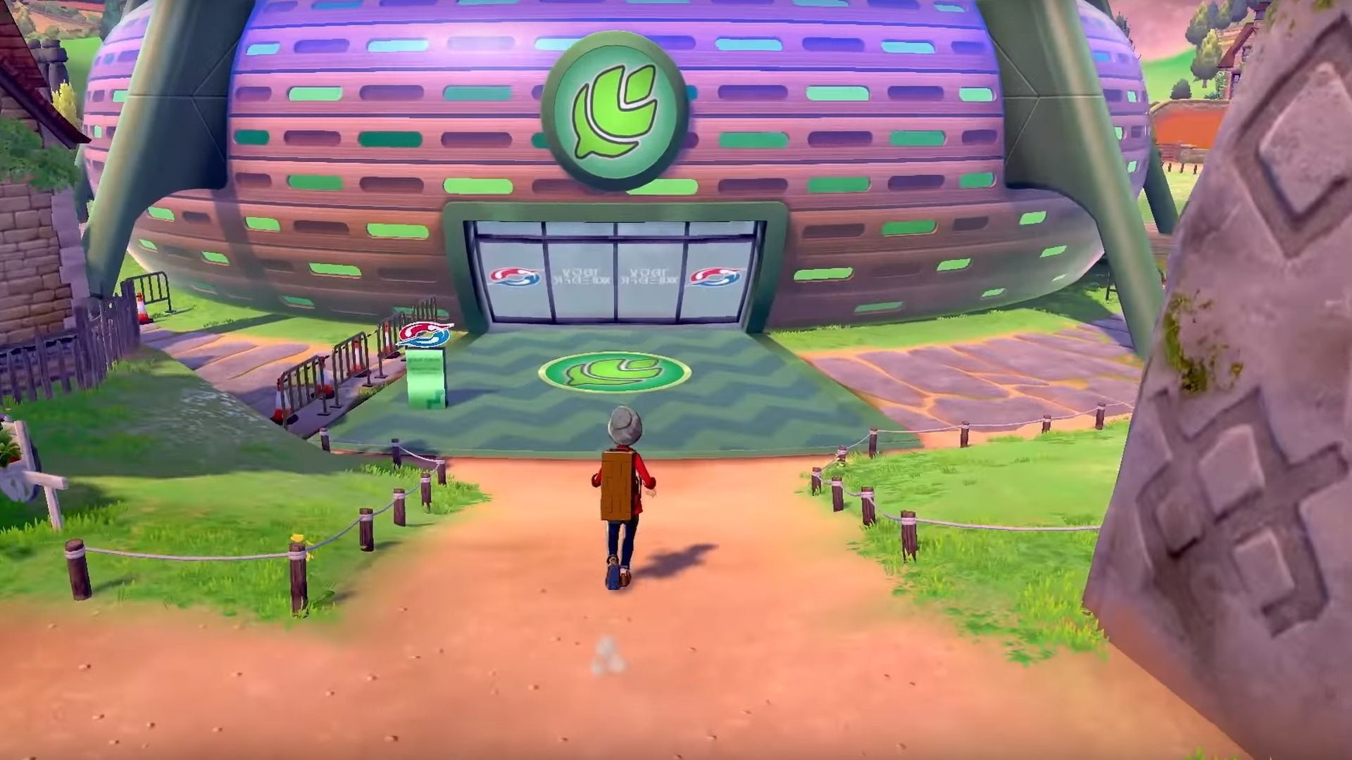 Pokemon Sword And Shield Direct Reveals Giant Monsters And Raids