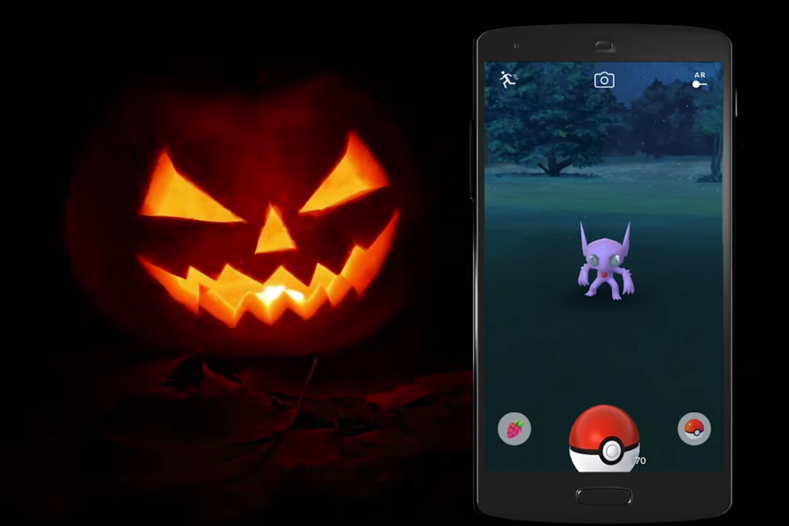 Just in time for Halloween, 'Pokémon Go' adds selection of third ...