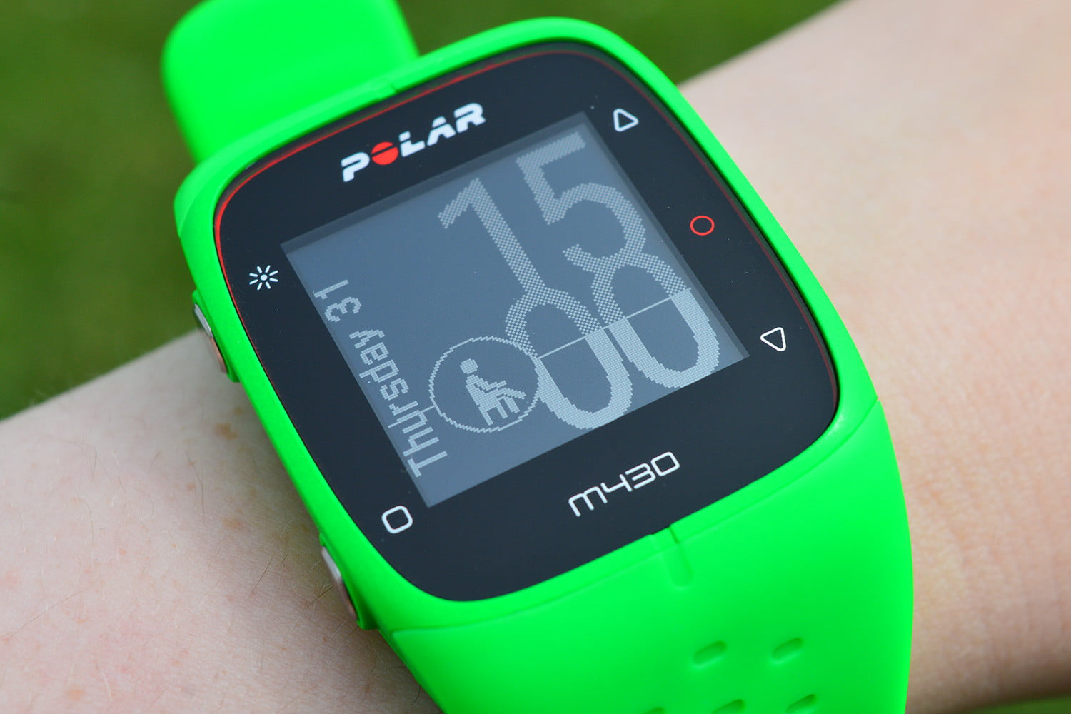 Polar M430 Review Fitness Substance Over Smartwatch Style Digital