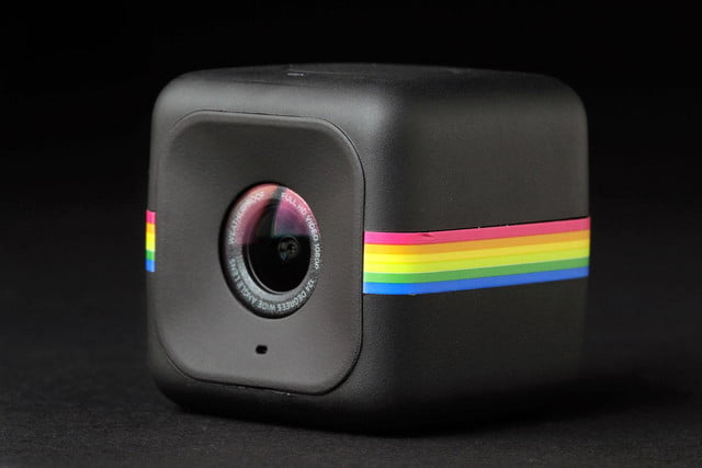 Polaroid Cube front side 2