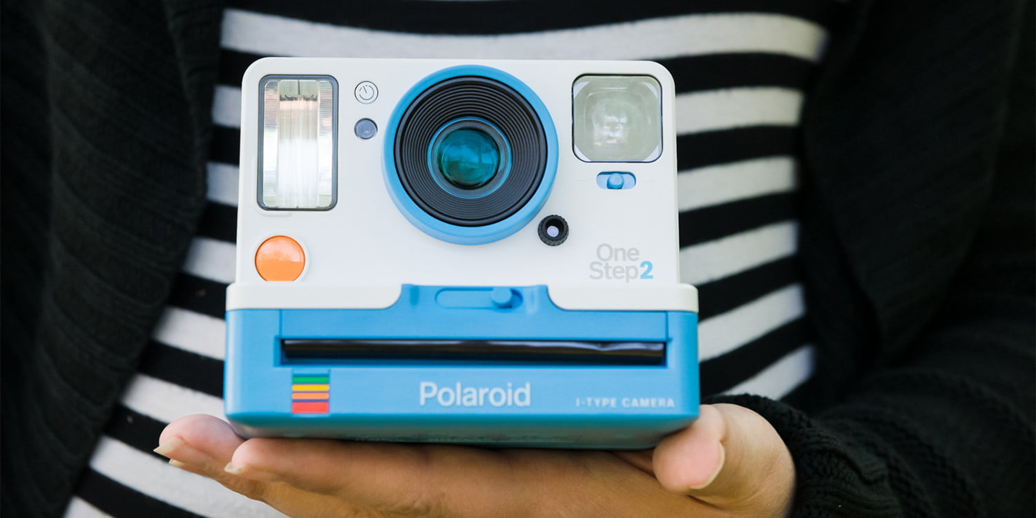 Polaroid's OneStep 2 instant camera is a time machine back to the 1970s